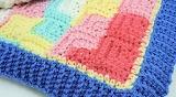 Crochet patchwork 1