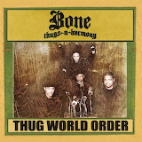 Bone Thugs-N-Harmony Thug World Order Album Cover