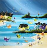 Summer Storm - Anne Blundell