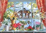 Watch birds - Keith Stapleton