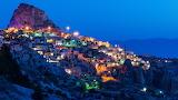 Uchisar,Turkey