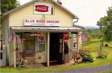 Small country store