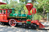 Huntington train