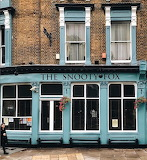Shop pub London UK