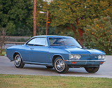 1969 Chevrolet Corvair Monza Coupe Compact