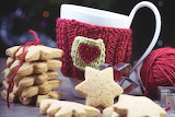 Cookies and yarn