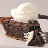 ^ German Chocolate Pie