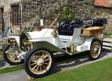 1909 Buick Model 10 Touring