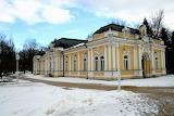 Františkovy Lázně, snow, cz