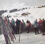 Lech Austria Ice Bar 1960