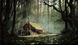 ~fantasy home in the forest~