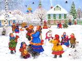 Russian Art by Elena Uvarov...