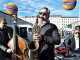 Musicians food market Copenhagen