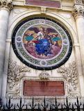 Mosaic in Old Town - Arles