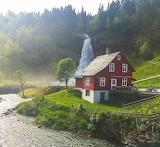 Steinsdalsfossen Norway