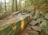 Mile 1737 Velvet Rocks Trail