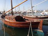 boats in Sardinia