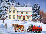 Let it Snow~ JohnSloane
