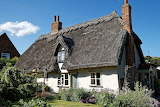 Thatched cottage in Boreham, UK