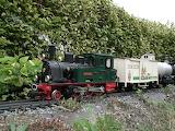Garden railway