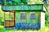 Hut, Australia
