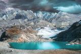 Landscape-lake-glacier