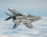 F-35B Joint Strike Fighter test aircraft.