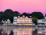 Mackinac Island Sunrise Reflections by Jimmy Taylor