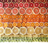 Things Organized Neatly - Citrus