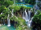 Wasserfälle Kroatien