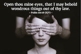 Psalm 119:17-32