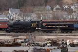 Western Maryland steam