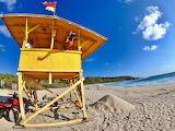 Lifeguard tower-Puerto Escondido-Mexico
