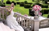 Romantic wedding Lindsay Ellingson model