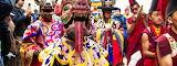 Tibet, Lo Manthang, Buddhist Tiji Festival