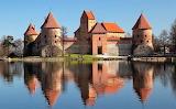 Castello di Trakai-Lituania