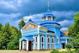 temple in Ukraine