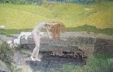 Segantini, Vanità, 1897