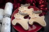 Raindeer christmas cookies
