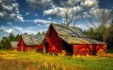 Barn Georgia - Photo id-3995068 Pixabay