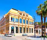 Theatre, Algiers