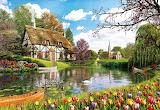 Lakeside Cottage - Dominic Davison