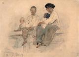 сільські діти Мохнач