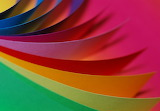 ☺♥ Colored papers...