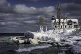 Point Betsie Lighthouse Michigan - Photo from Piqsels id-jonzv