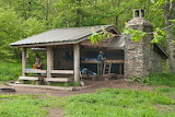 Mile 0450 TN Double Springs Shelter