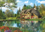 Lake View Cottage - Dominic Davison