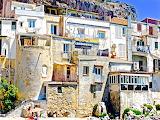 Houses, Mediterranean