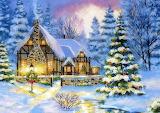 Christmas Night @ Pinterest..
