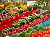 Market Fruit Peppers